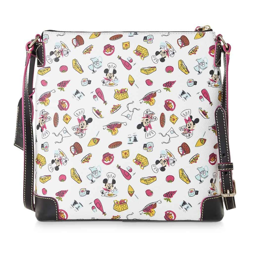 Food and Wine Festival 2020 Letter Carrier (back) by Dooney & Bourke