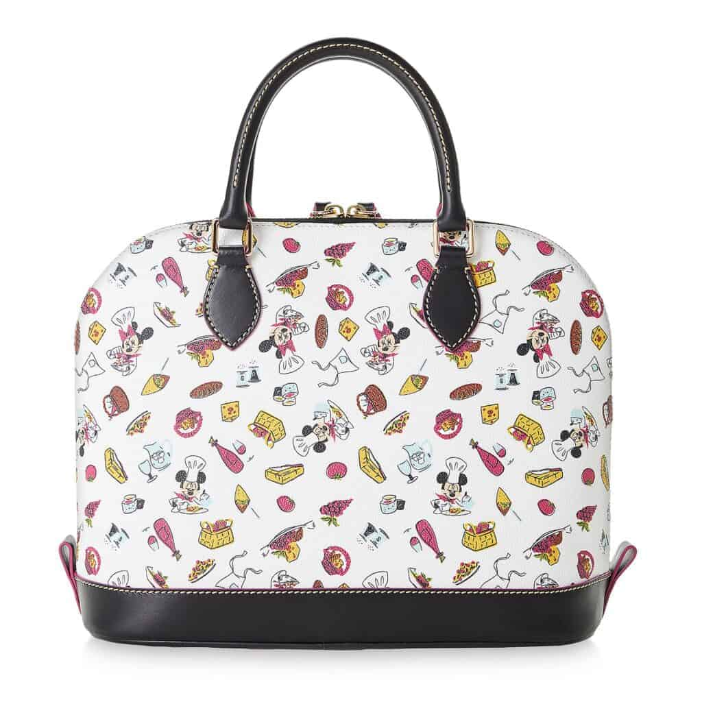 Food and Wine Festival 2020 Satchel (back) by Dooney & Bourke