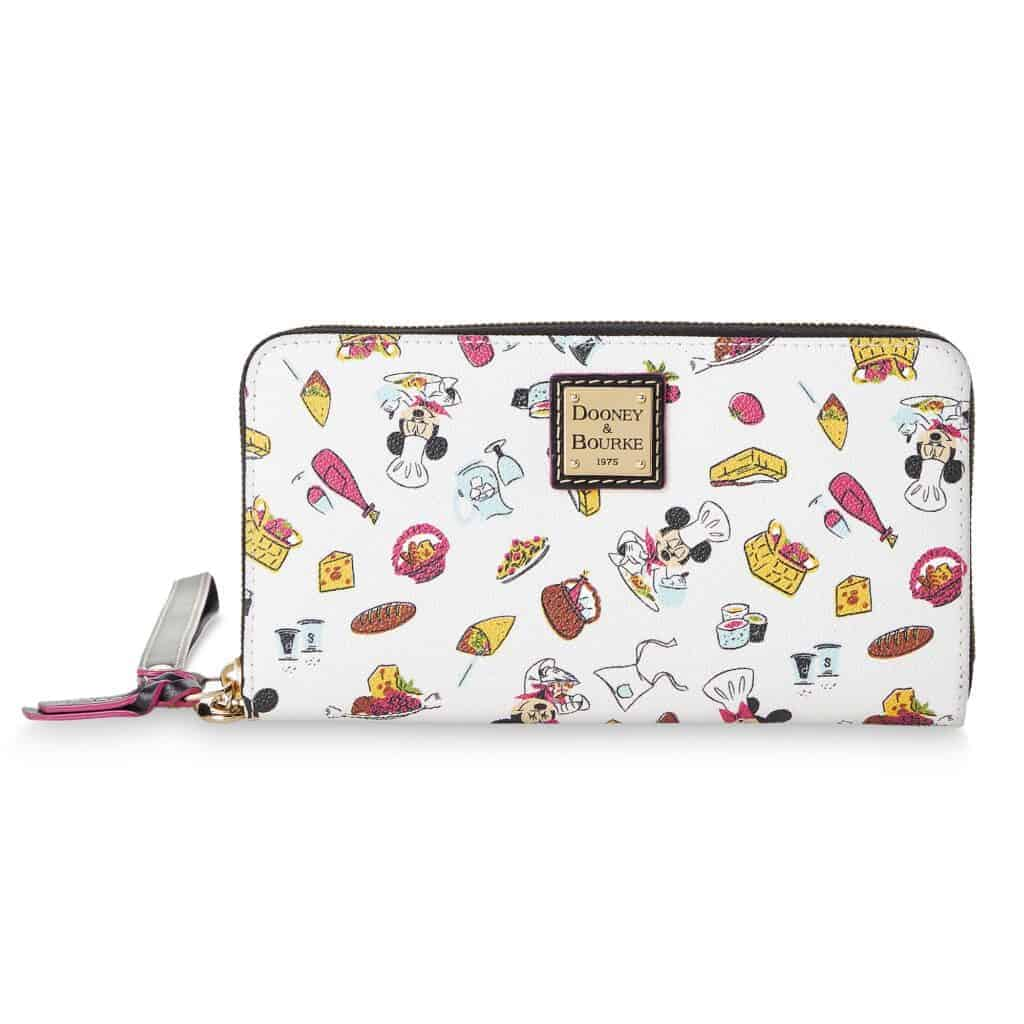 Food and Wine Festival 2020 Wallet by Dooney & Bourke