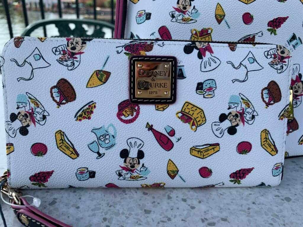 Food and Wine Festival 2020 Wallet