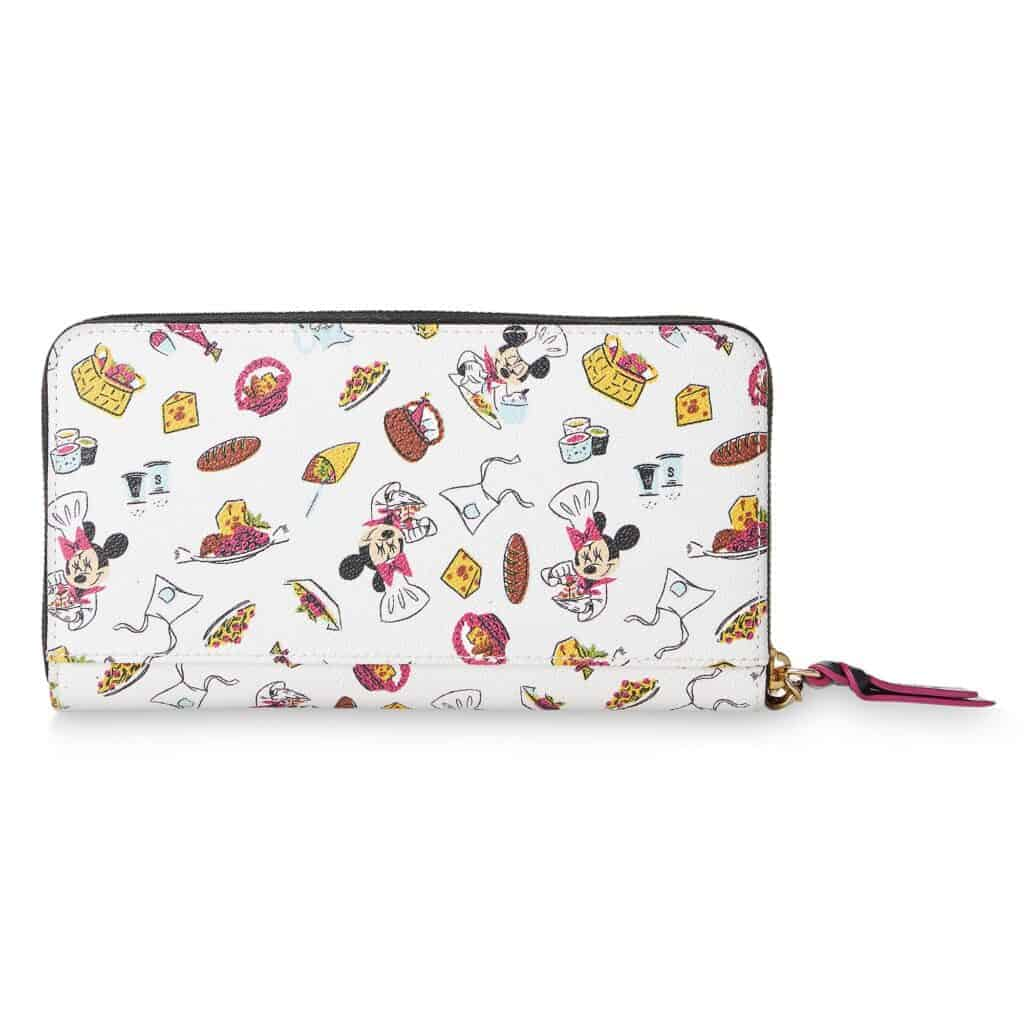Food and Wine Festival 2020 Wallet (back) by Dooney & Bourke
