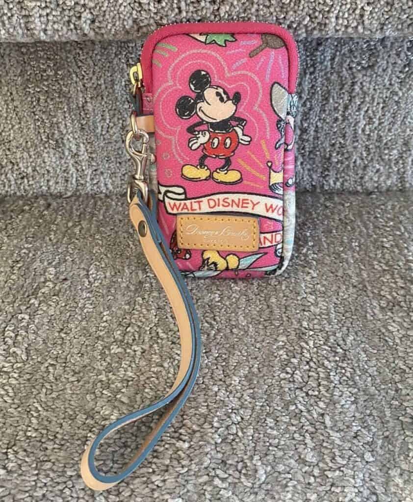 Pink Sketch Phone Case OOAK
