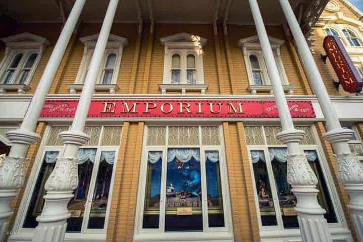 Emporium at Disney's Magic Kingdom