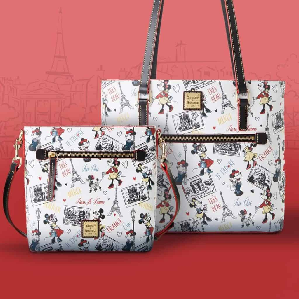 Epcot World Showcase France Disney Dooney & Bourke