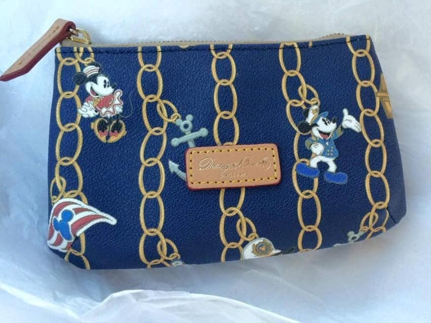 DCL Charms Cosmetic Pouch OOAK