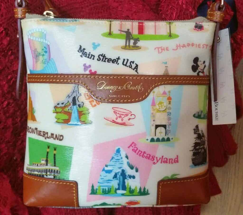 Disneyland Retro Crossbody OOAK