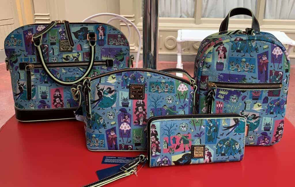 Haunted Mansion 2020 Collection