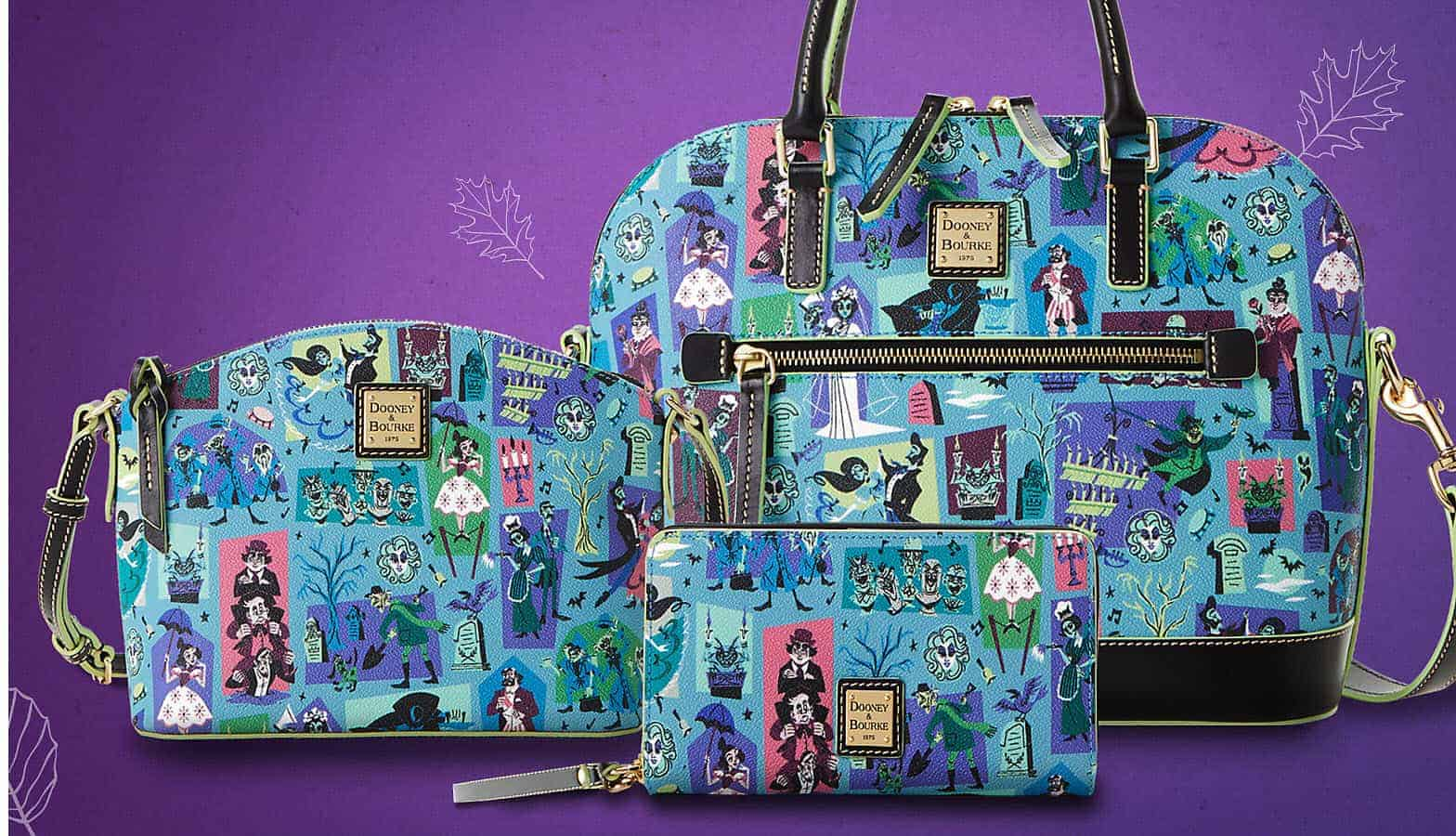 Haunted Mansion 2020 Collection by Disney Dooney Bourke