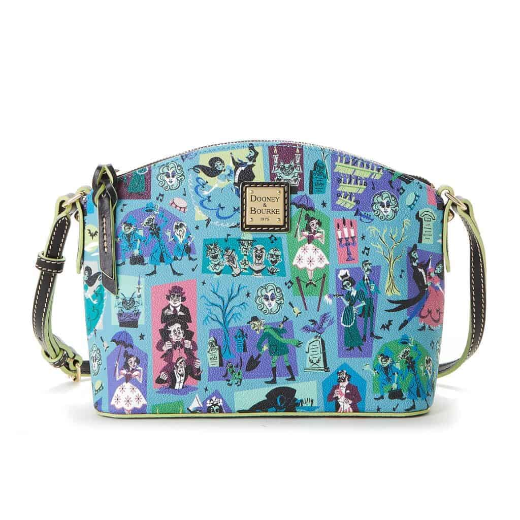 The Haunted Mansion 2020 Crossbody by Dooney & Bourke