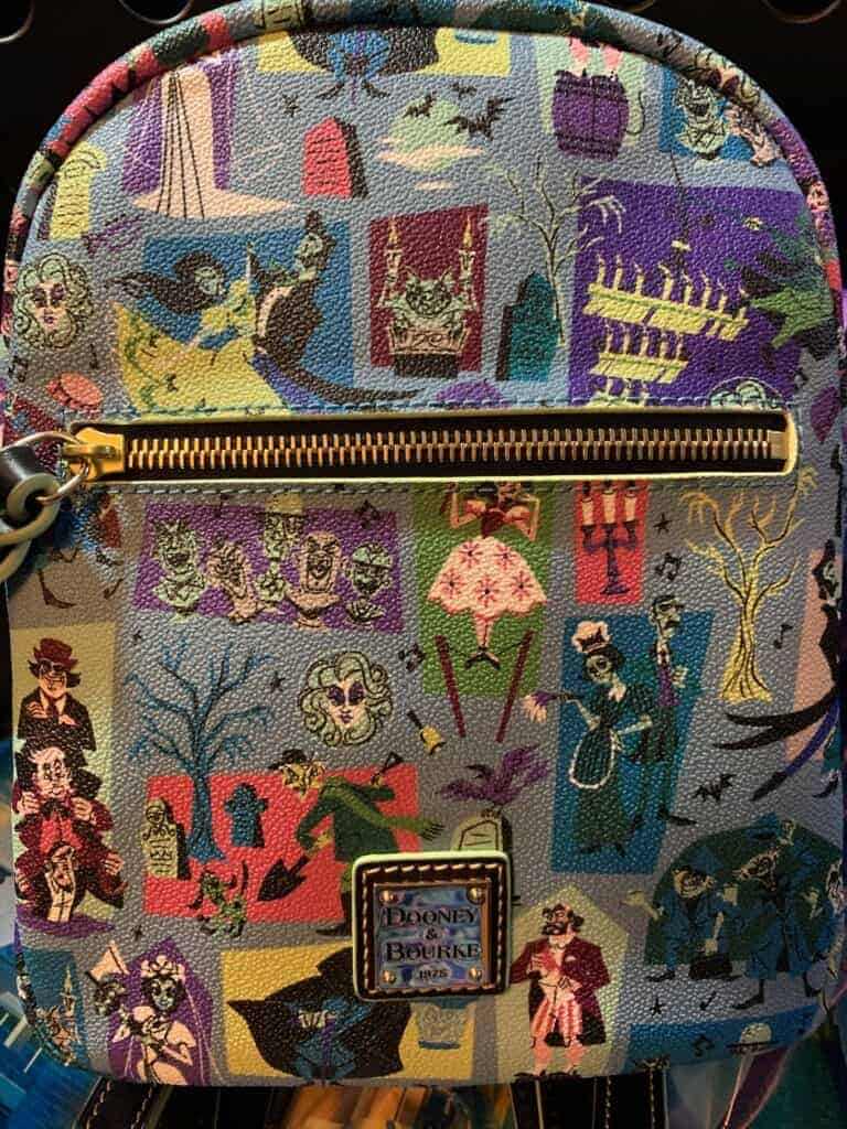Haunted Mansion 2020 Mini Backpack by Dooney & Bourke