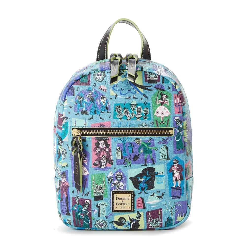 The Haunted Mansion 2020 Mini Backpack by Dooney and Bourke