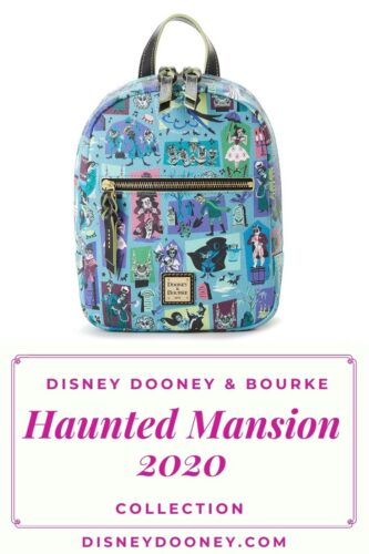 Pin me - Disney Dooney and Bourke The Haunted Mansion 2020 Collection