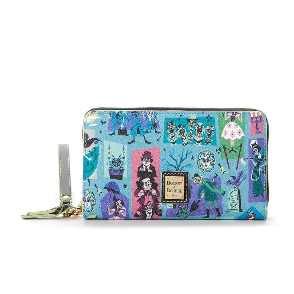 The Haunted Mansion 2020 Wallet by Dooney and Bourke