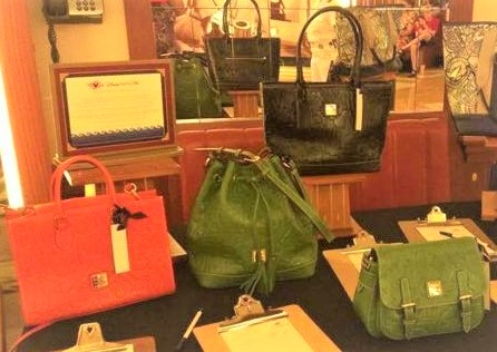 Mickey Names Italian Leather Collection