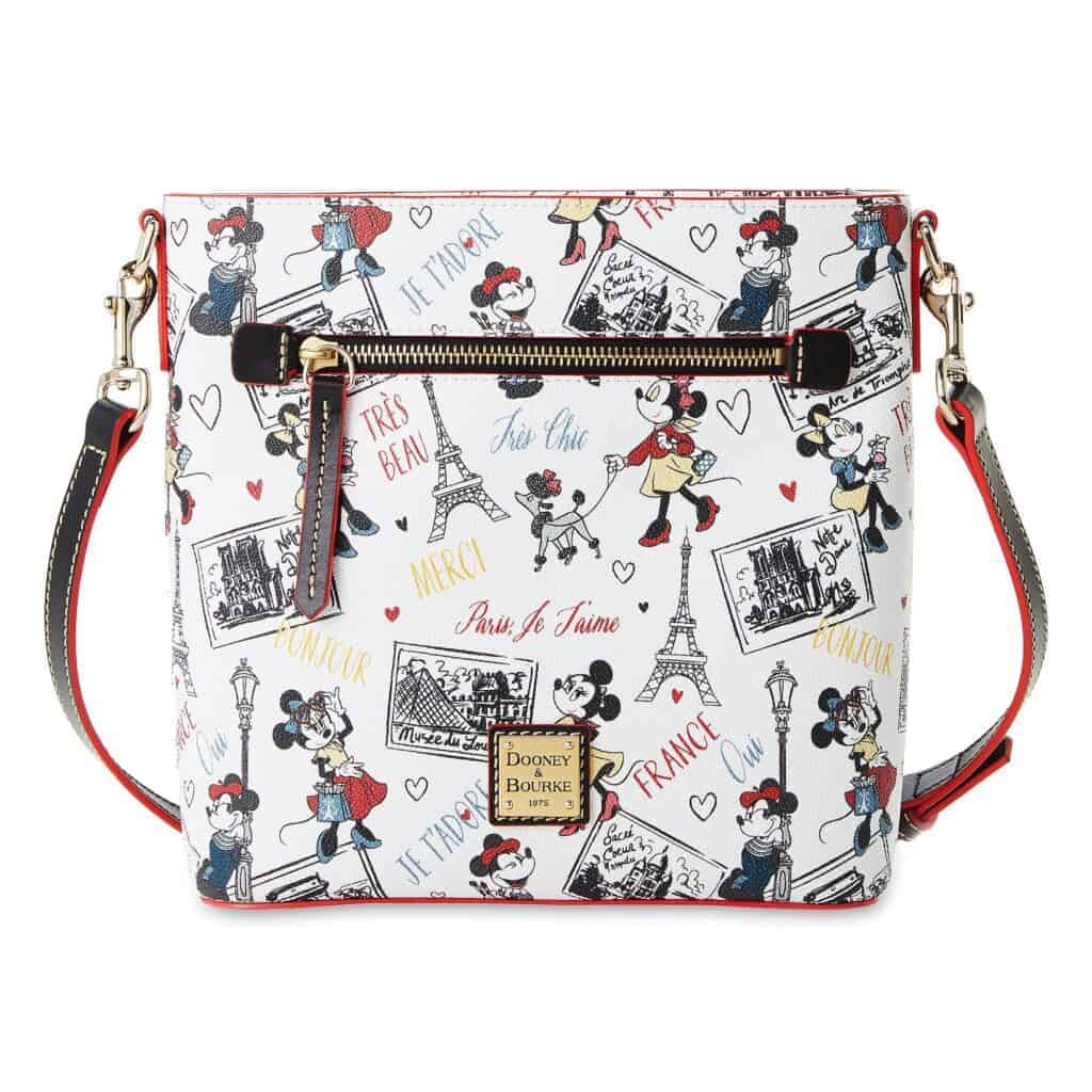 Paris CrossbodyMinnie Mouse Très Chic Crossbody Bag by Dooney & Bourke