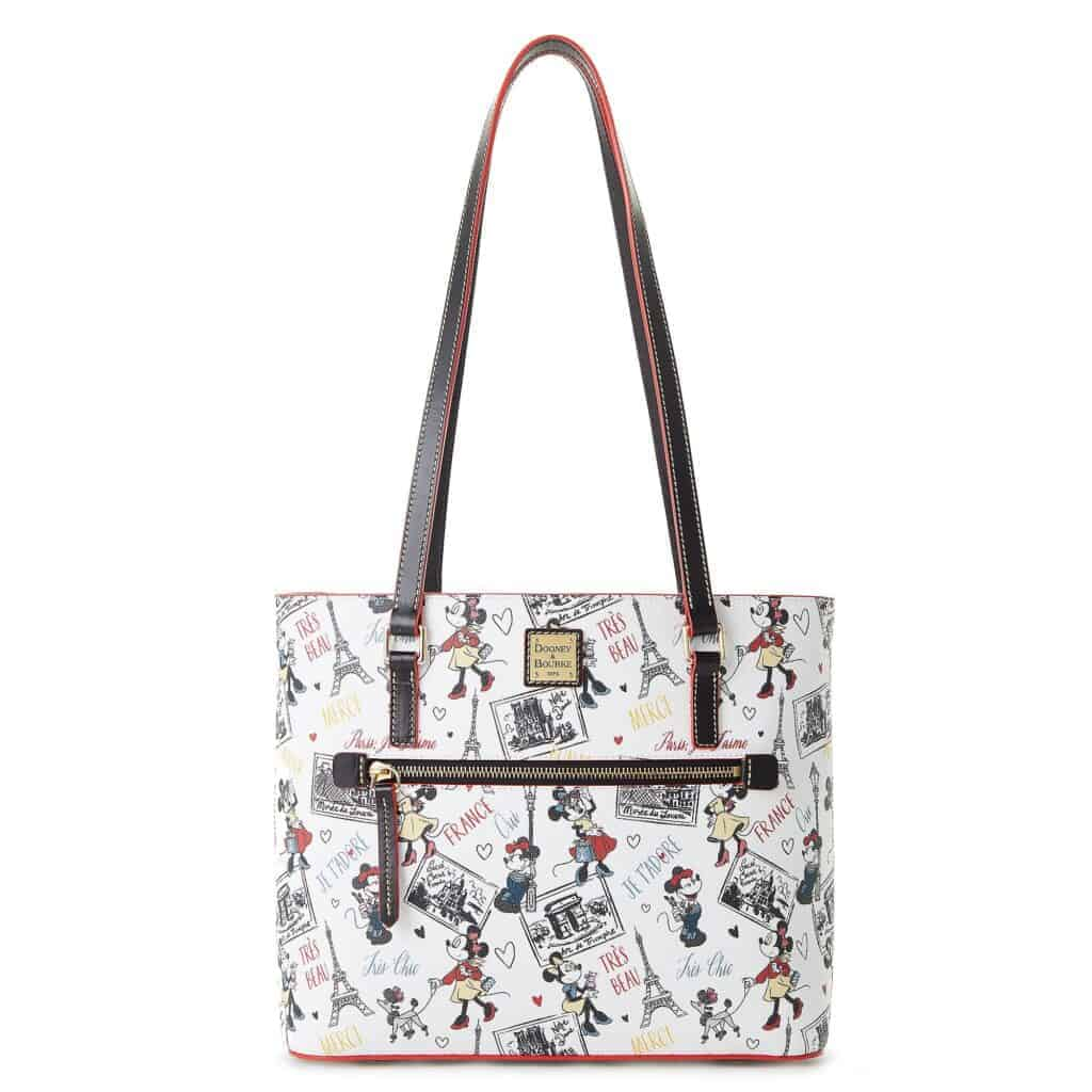Minnie Mouse Très Chic Shopper Tote by Dooney & Bourke