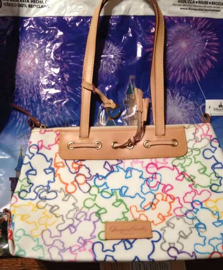 Silly Band Tassel Tote OOAK