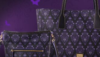 Haunted Mansion Wallpaper 2020 by Disney Dooney & Bourke
