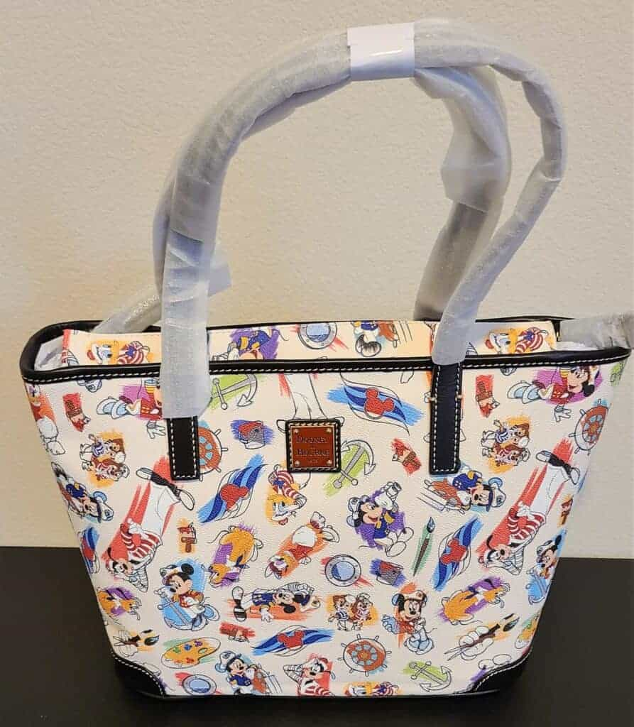 Disney Cruise Line Ink & Paint Tote