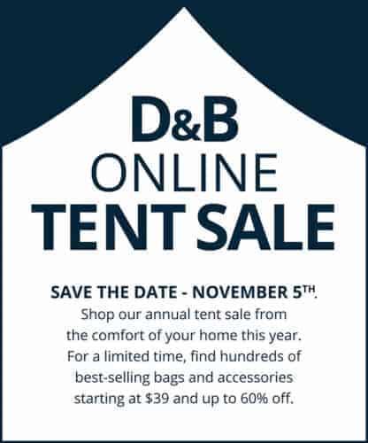 Dooney Tent Sale 2020
