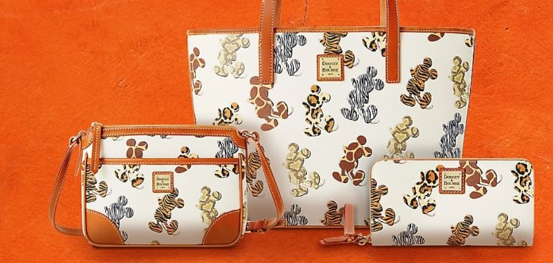 Mickey Mouse Animal Print Collection by Dooney & Bourke