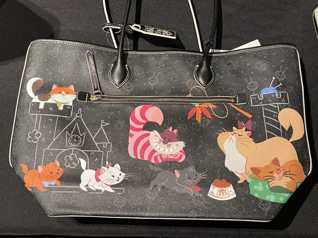 Reigning Cats Tote (back)