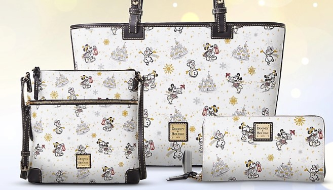Mickey and Minnie Mouse Holiday 2020 Collection
