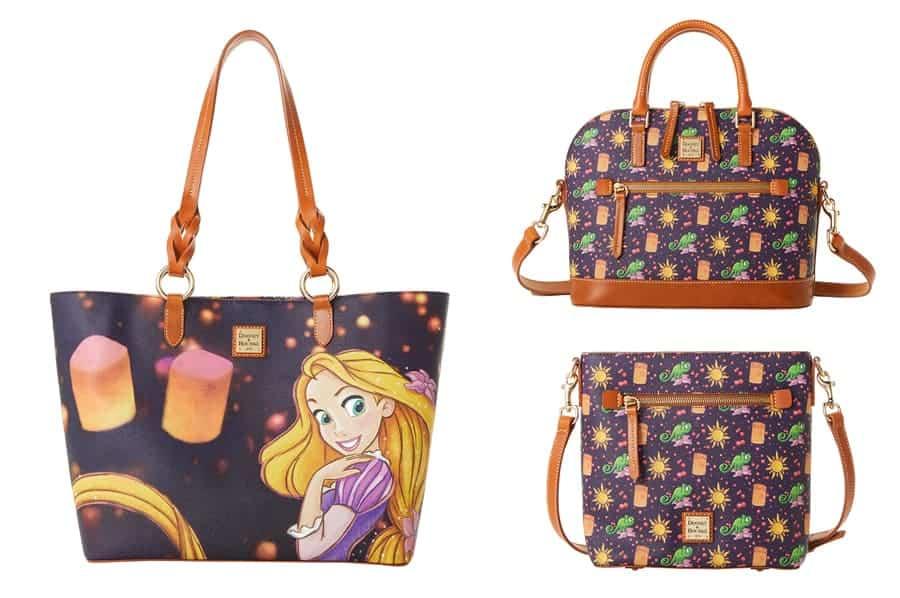 Rapunzel Dooney and Bourke collection