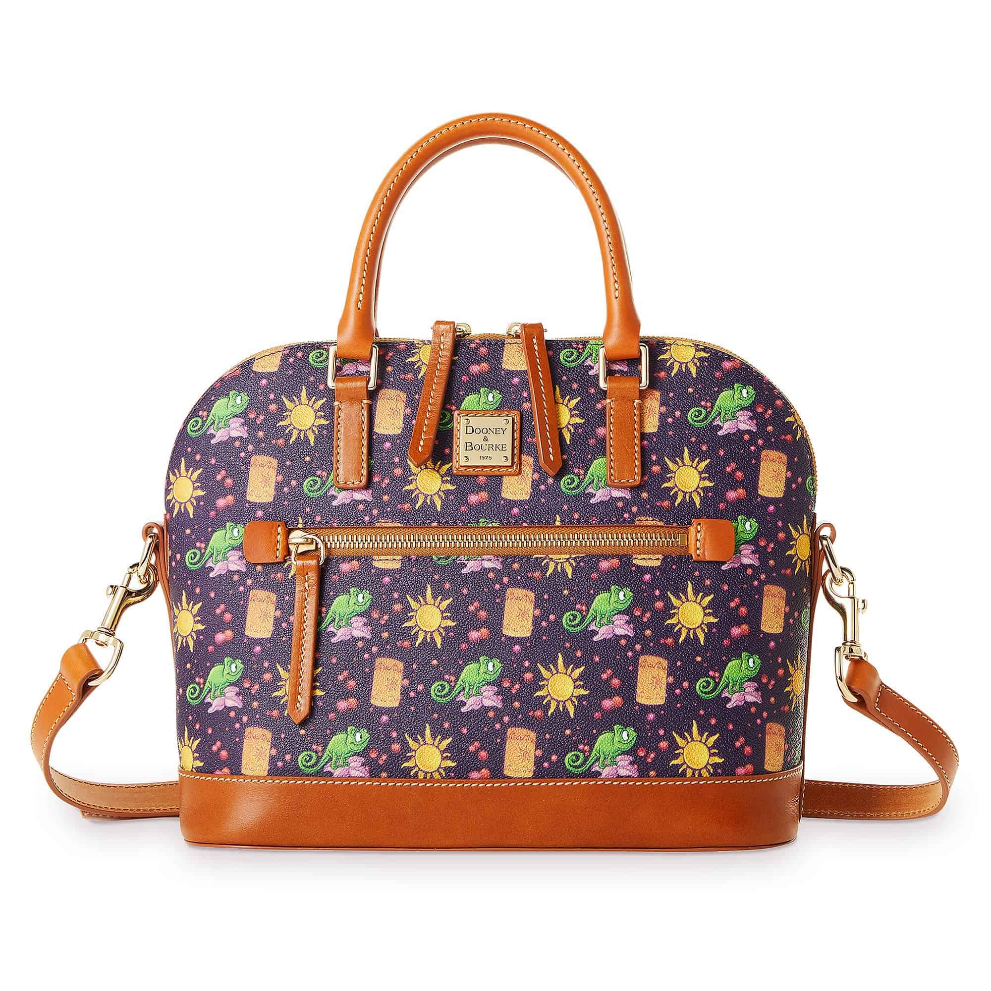 Tangled Satchel by Dooney & Bourke