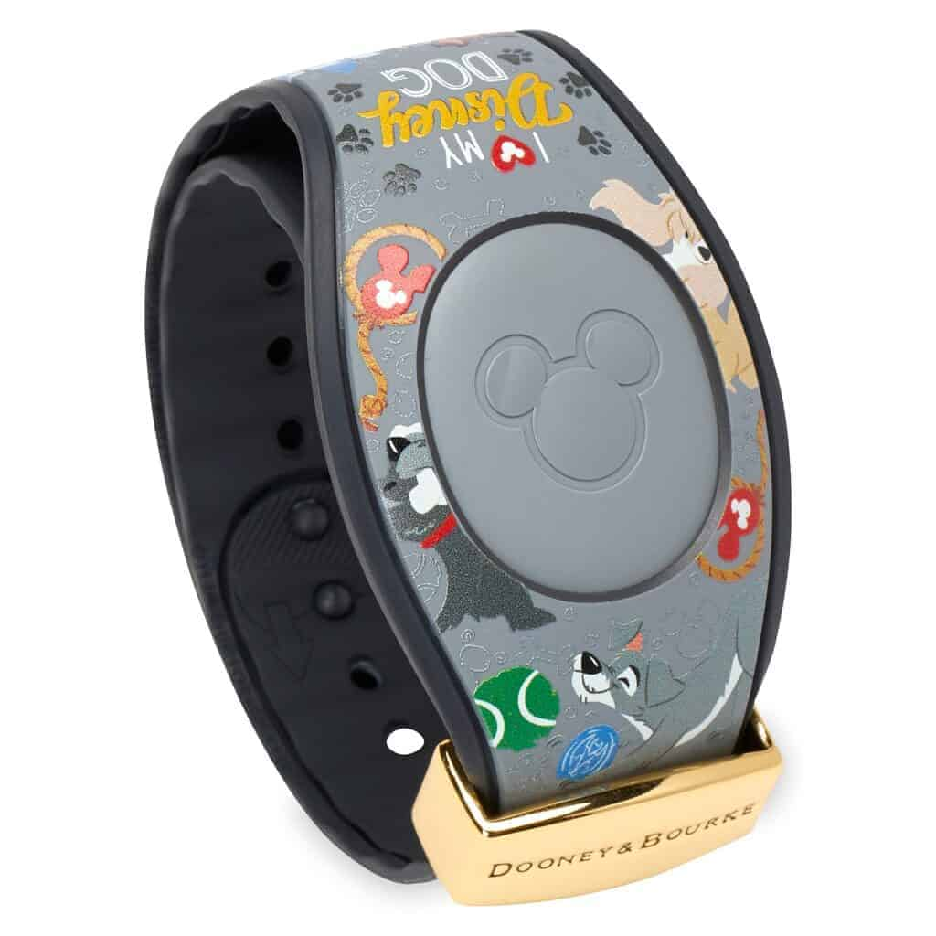 Reigning Dogs MagicBand by Dooney and Bourke