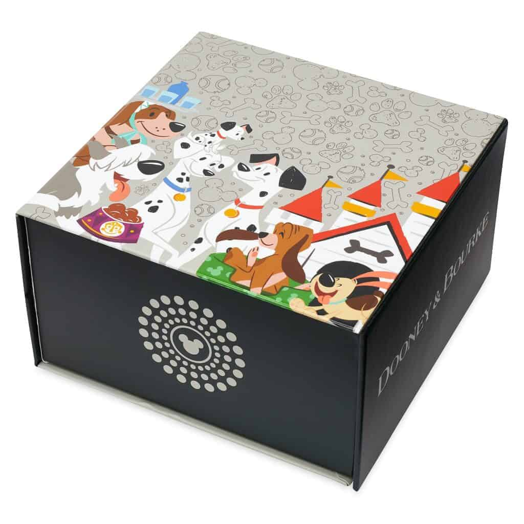 Reigning Dogs MagicBand Box by Dooney & Bourke