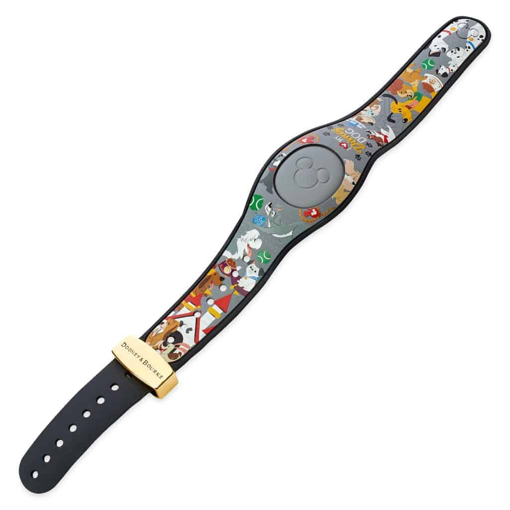 Reigning Dogs MagicBand (extended) by Dooney and Bourke