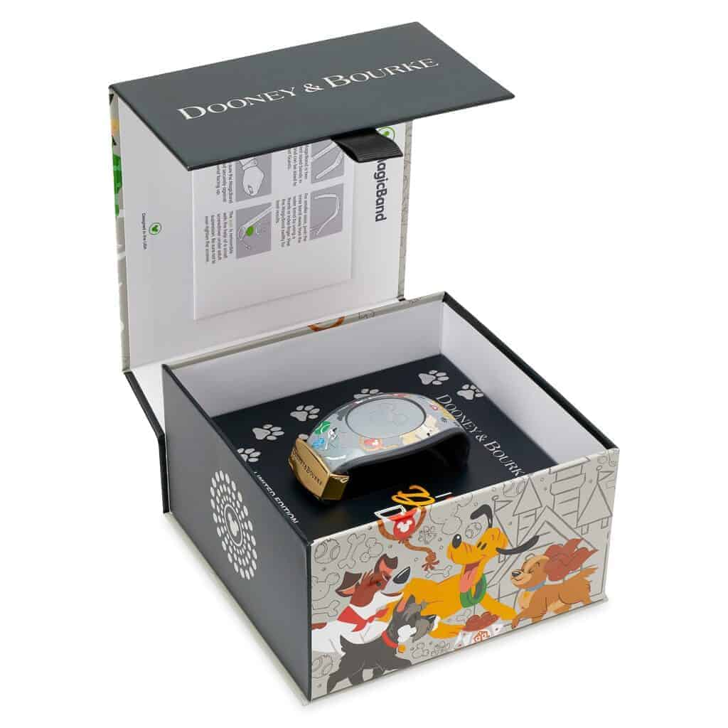 Reigning Dogs MagicBand (in box) by Dooney & Bourke