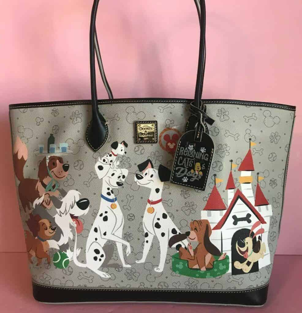 Reigning Dogs Tote