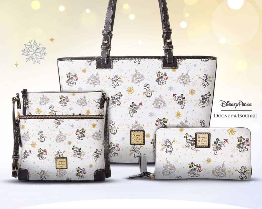 Disney Dooney And Bourke Christmas 2021 Release Date Christmas Holiday 2020 Disney Dooney And Bourke Guide