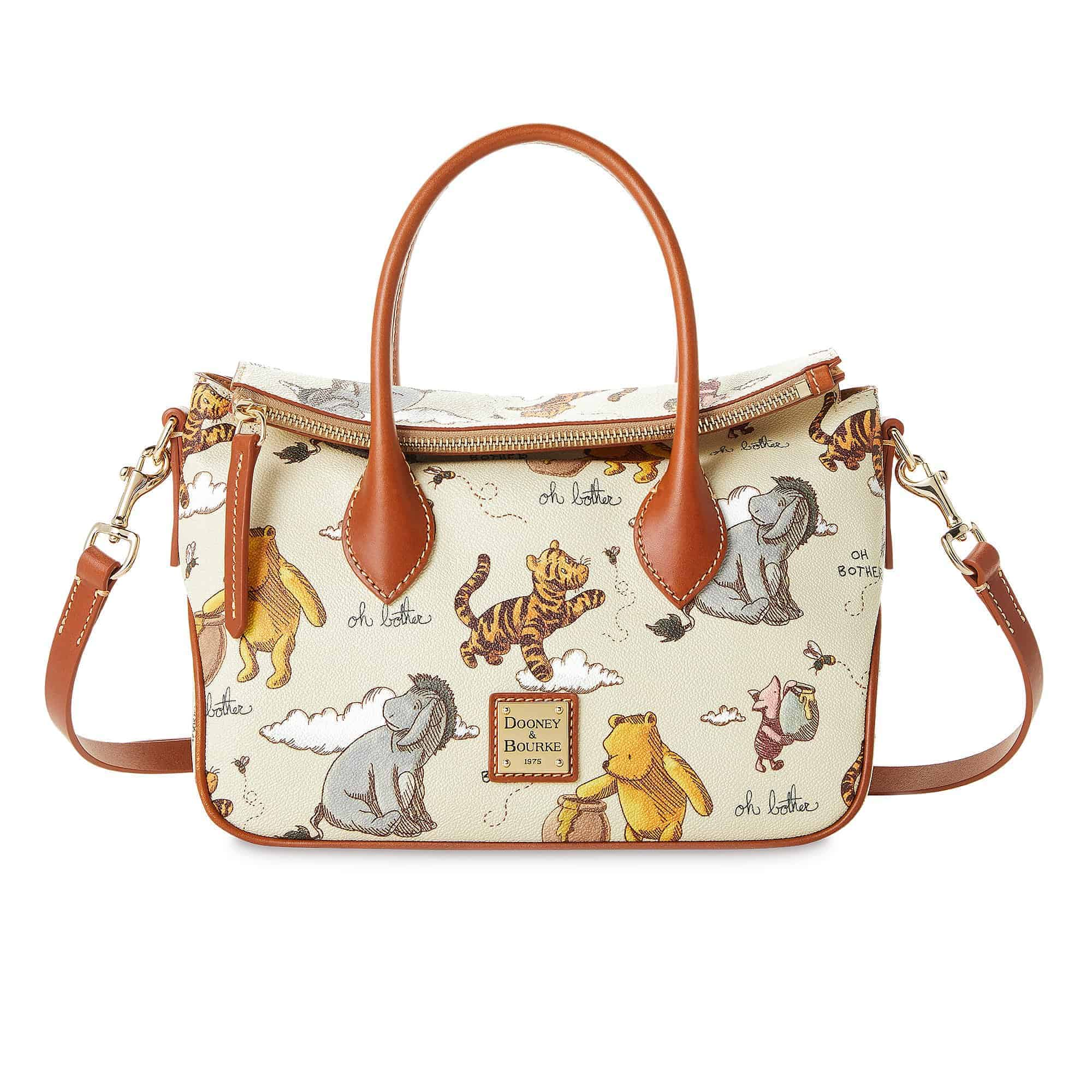 Classic Winnie the Pooh Satchel by Dooney & Bourke