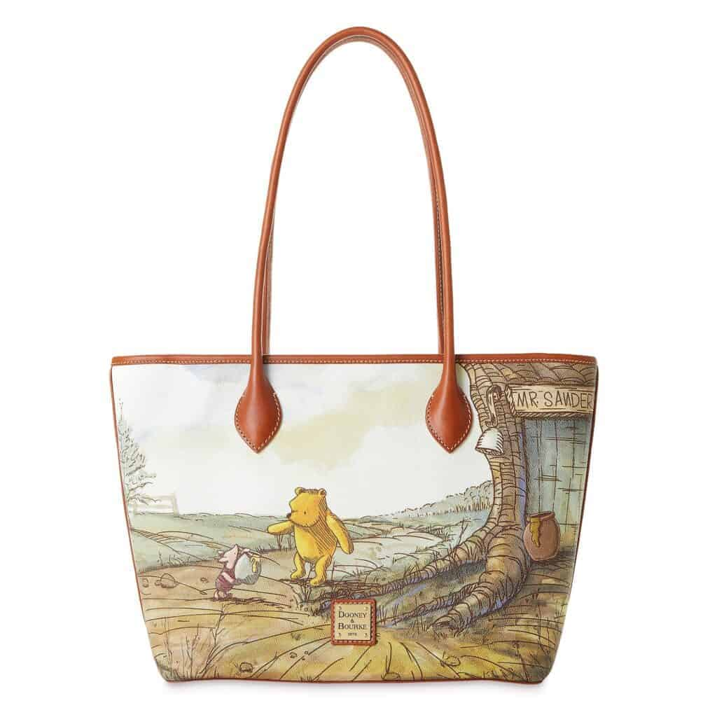 Classic Winnie the Pooh Tote by Dooney & Bourke