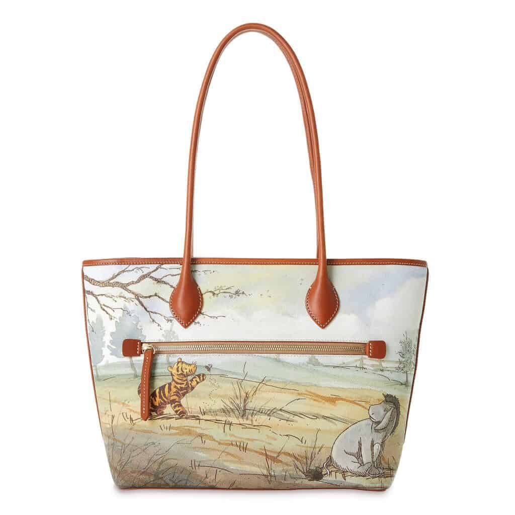 Classic Winnie the Pooh Tote (back) by Dooney & Bourke