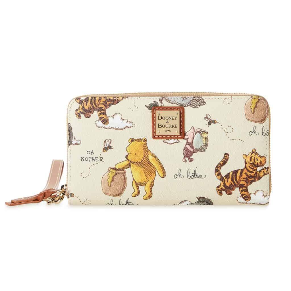 Classic Winnie the Pooh Wallet by Dooney & Bourke