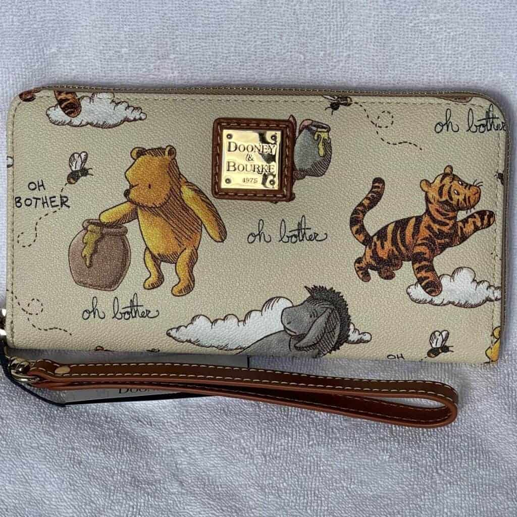 Classic Winnie the Pooh Wallet
