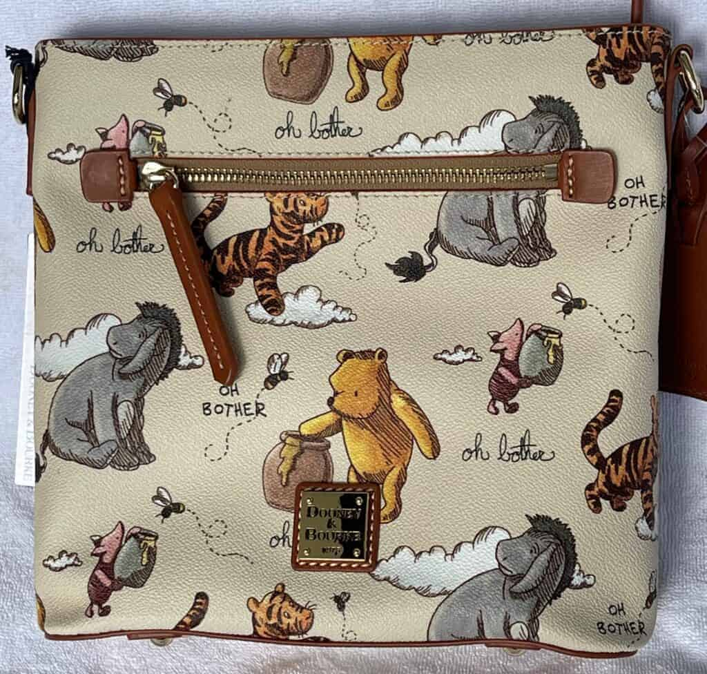 Classic Winnie the Pooh Crossbody