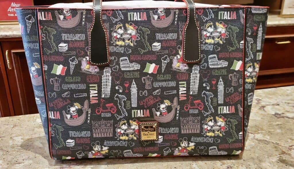 Disney Italy collection by Dooney and Bourke