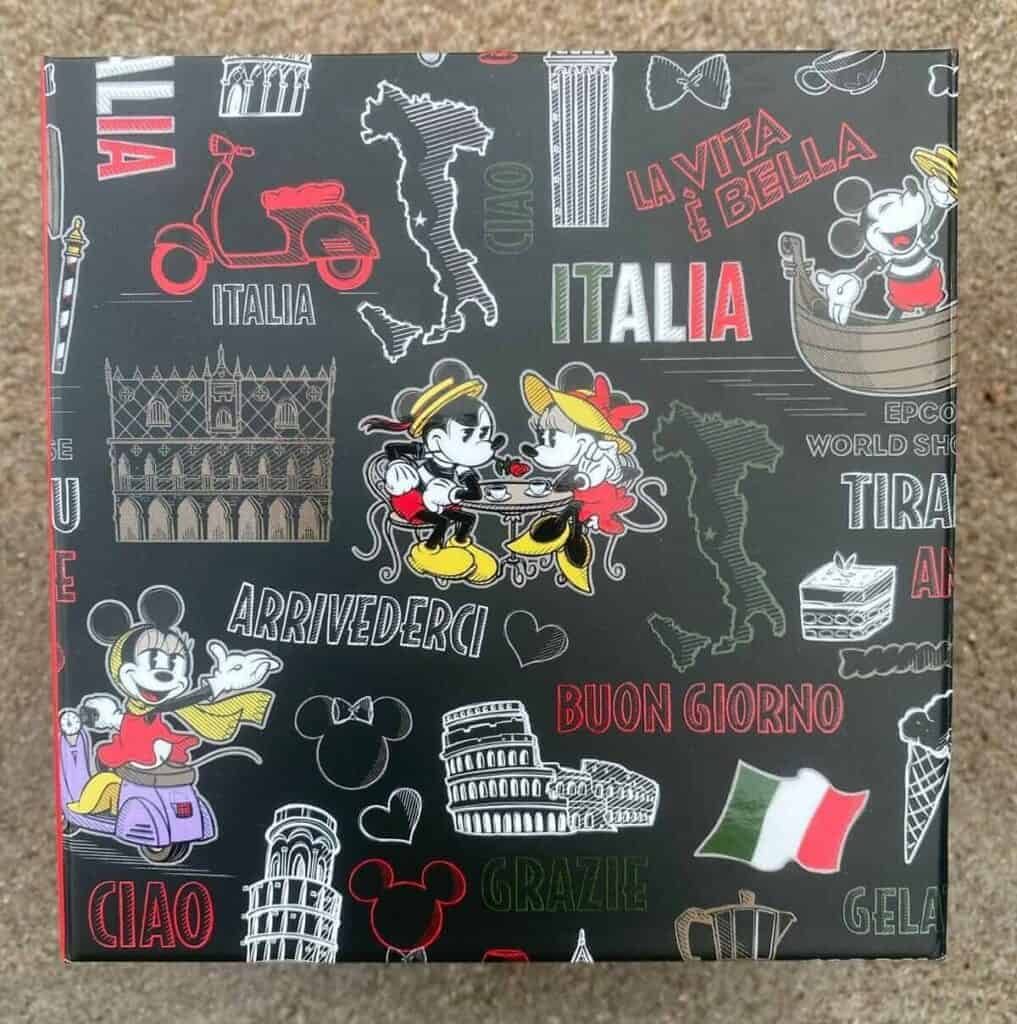 Epcot World Showcase: Italy MagicBand Box