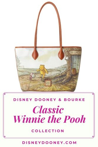 Pin me - Disney Dooney and Bourke Classic Winnie the Pooh Collection