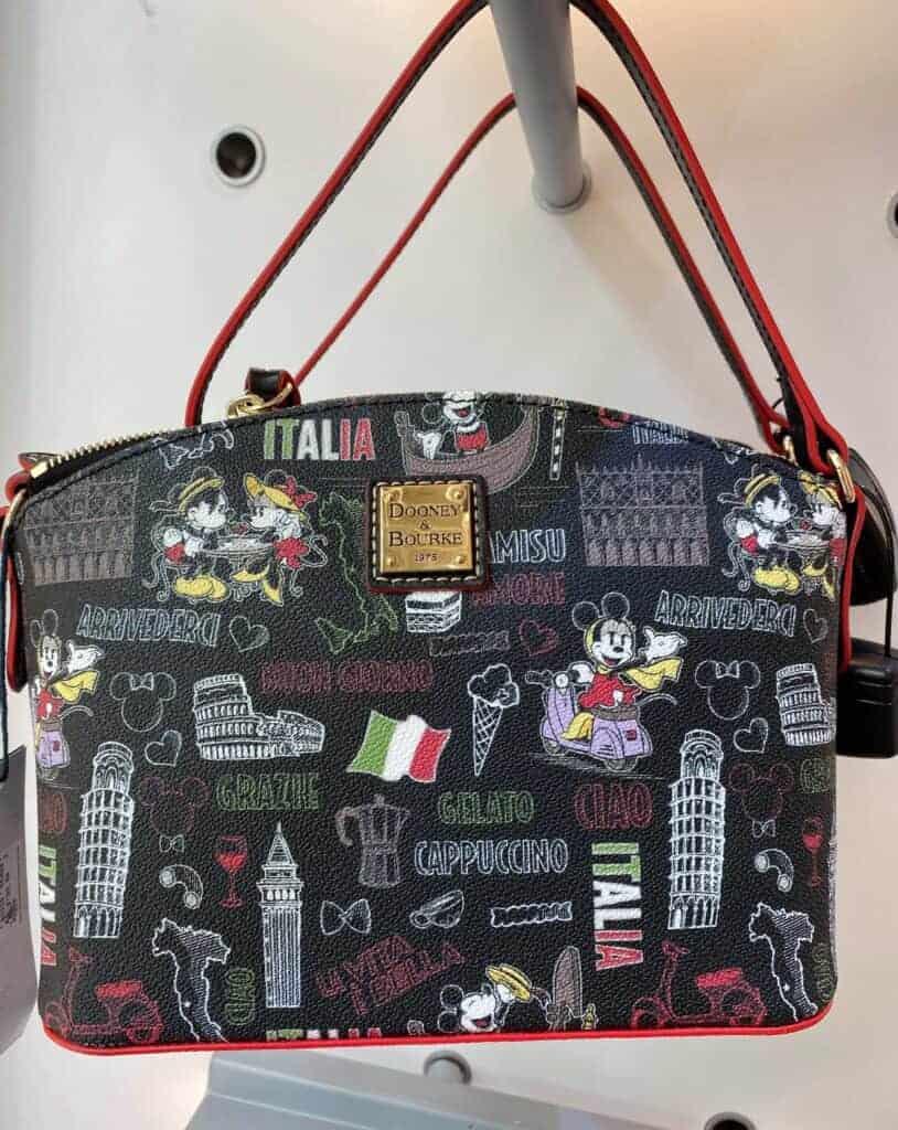 Dooney & Bourke Epcot Italy Crossbody