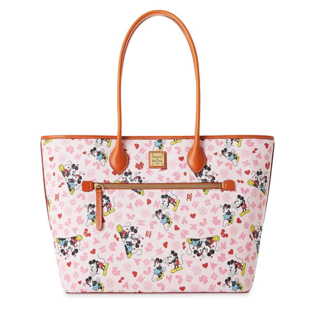 Mickey and Minnie Love Tote by Dooney & Bourke