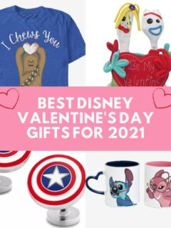 Best Disney Valentine's Day Gifts for 2021