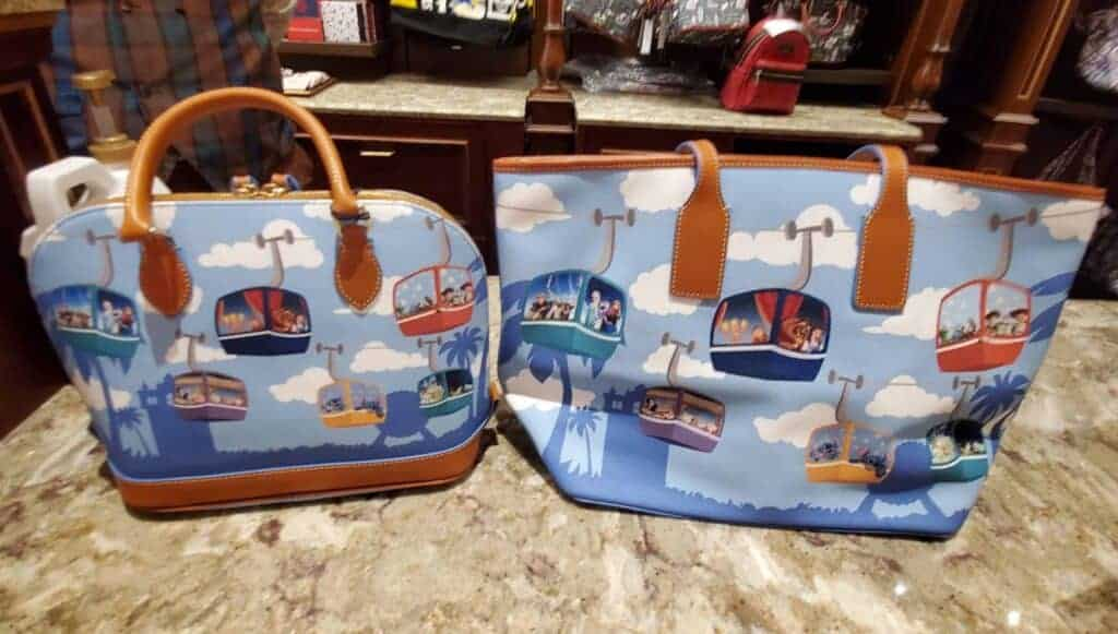 Skyliner Satchel and Tote