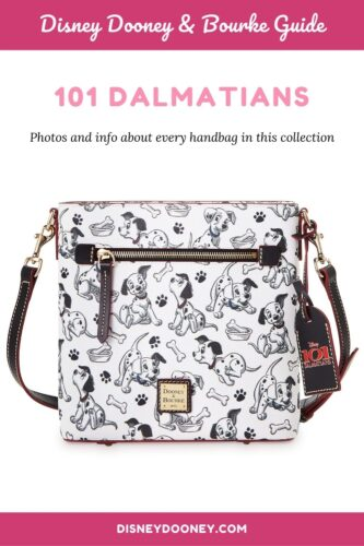 Pin me - Disney Dooney and Bourke 101 Dalmatians Collection