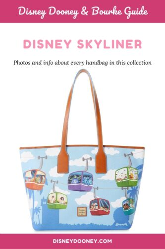 Pin me - Disney Dooney and Bourke Disney Skyliner Collection